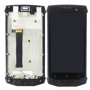 Image 5 - 5.0 pollici Originale Per Blackview BV8000 Display LCD Touch Screen Digitizer assembly Per Blackview BV8000 Pro BV 8000 Del Telefono parti