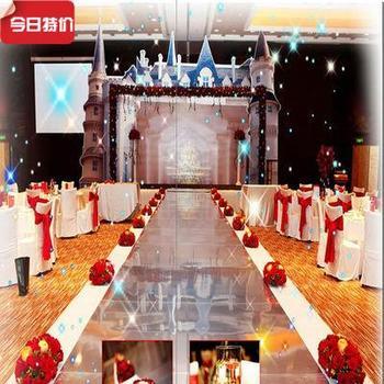 Romantic wedding carpet decoration 1.2m width super shiny wedding mirror carpet silver ,wedding carpet runner 10m/lot