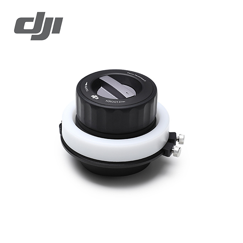 DJI Focus Handwheel 2 enables users to control aperture focus or zoom on Inspire 2 Osmo