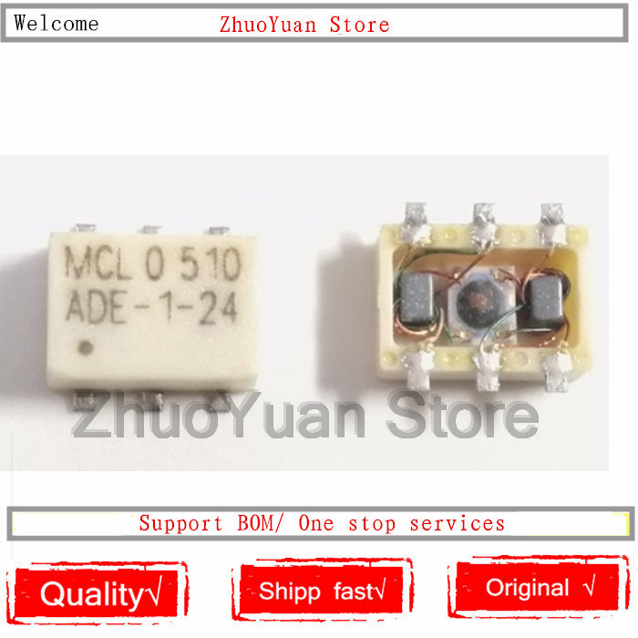 10PCS/lot ADE-1-24 ADE-1 Surface Mount Frequency Mixer SOP-6