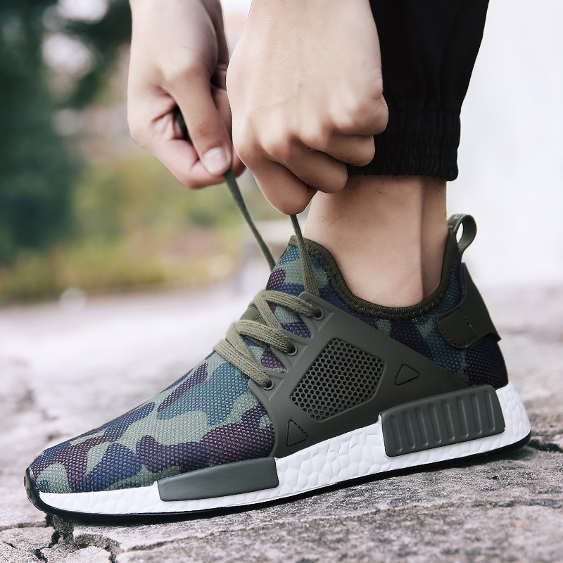 Tenis Sneakers Adulto army Masculino D'été Tendance Chaussures Mesh Mâle Air Hommes Green Respirant Noir q0wRpx1