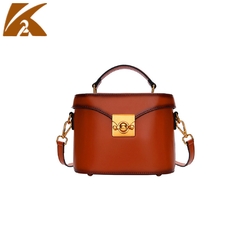 KVKY Brand Real Cow Leather Crossbody Bags Women Famous Designer Genuine Leather Handbags Lady Small Shoulder Bag Messenger Bags famous brand leather messenger bags luxury shoulder bag quilted designer handbags women black bag vintage small crossbody bags