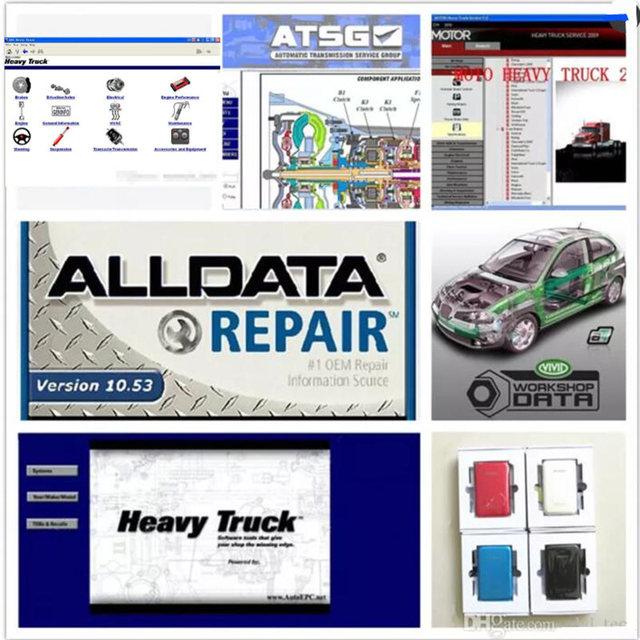 alldata 2018 auto repair software all data v10 53 mitchell on demand rh aliexpress com ALLDATA Online ALLDATA Repair Vehicle Selection