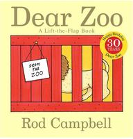 Dear Zoo A Lift The Flap Book Book Printing Factory