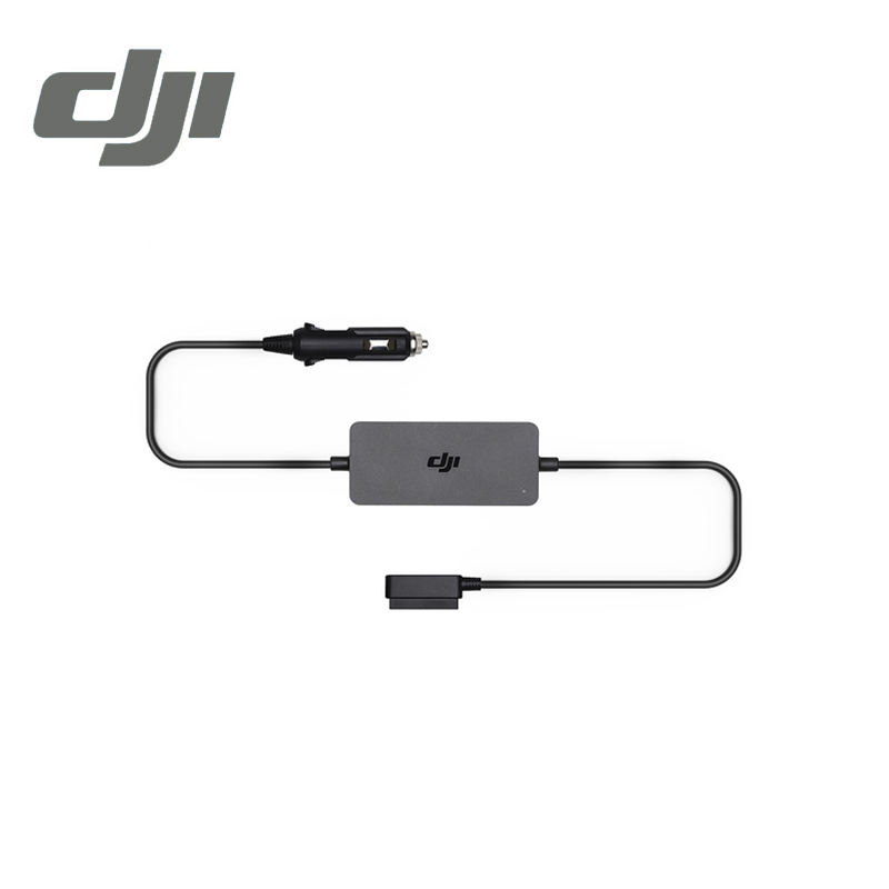 DJI Mavic Air Car Charger for Intelligent Flight Battery / Battery Charging Hub Mavic Air Charger Original dji spark drone 3 in 1 car charger battery charging