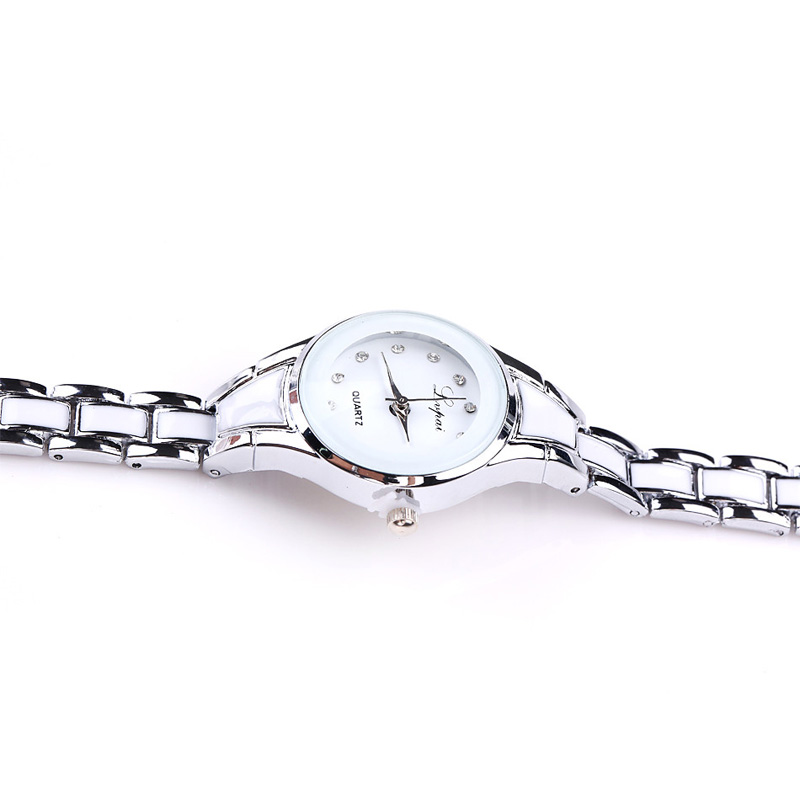 Quartz Stainless Steel Women's Watches luxury brand Relogio Feminino Clock