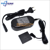 10Sets AC Power Adapter ACKDC10 ACK DC10 For Canon Digital Cameras PowerShot SD40 SD30 SD200 SD300