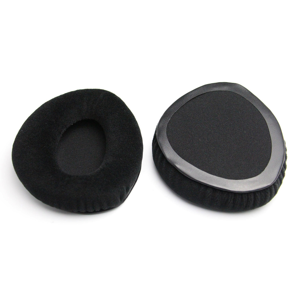 High qualtiy Velour Memory Foam Replacements Earpads for Sennheiser RS160 RS170 RS180 Headset in Earphone Accessories from Consumer Electronics