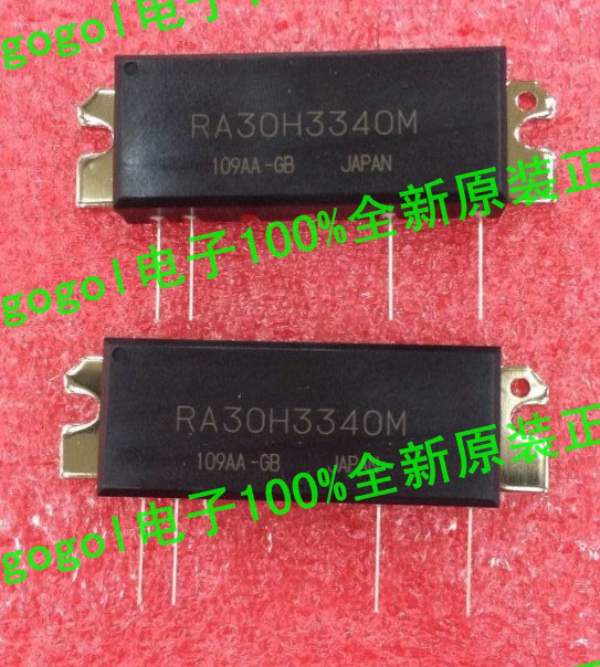 Free shipping 10pcs/lot RA30H3340M new original free shipping 10pcs chr1201