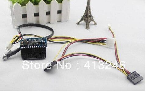 Mini PC Power Module 160w itx համակարգչային գործի էլեկտրահաղորդման գծի մոդուլ h61 h67 b75 էլեկտրամատակարարում