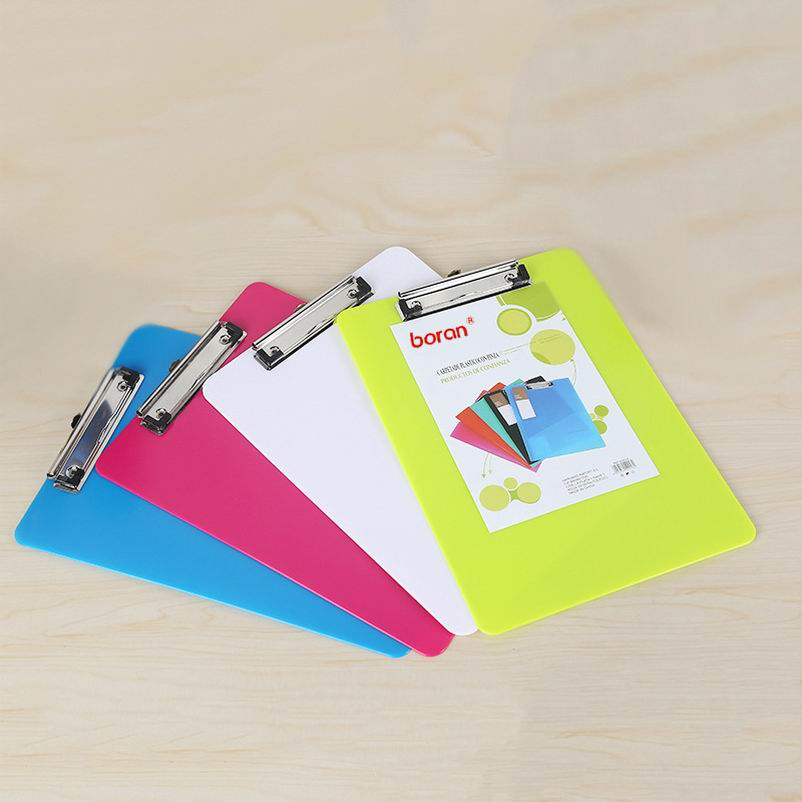 wholesale 50pc hot sale a5 clipboard portable file clip