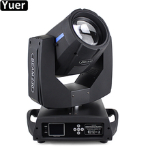 цена на New 230W Beam Moving Head Light 7R DMX512 DJ Disco Strobe Equipment Stage Moving Head Lights For Sound Party Wedding Bar Club