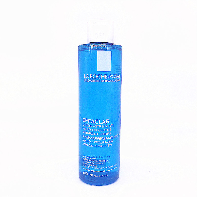 La Roche Posay Effaclar Astringent Lotion Anti Blackheads 200ml GENUINE