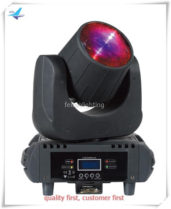 6pcs+flight case Newest disco lighting RGBWAP 60w led beam moving head light