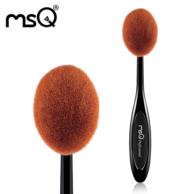 MSQ Professional Single Large Size Makeup Brush Soft Synthetic Hair Plastic Handle Tooth Brush Style 1 set original and new ink pump for epson r1400 r1390 r1410 r1430 me1100 printer 1400 1390 1410 1430 cap station