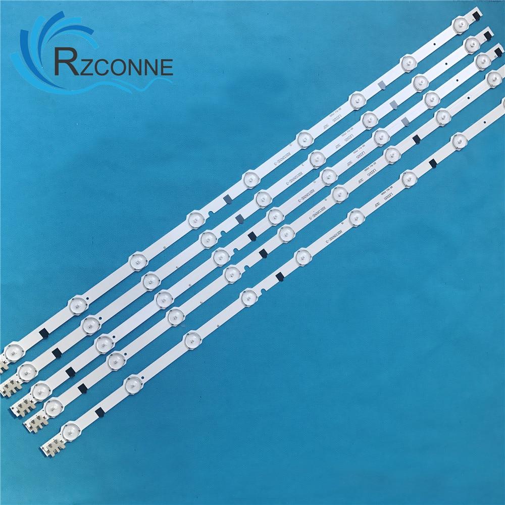 LED strip For SamSung Sharp FHD 32 TV D2GE 320SC1 R0 CY HF320BGSV1H UE32F5000AK ue32f5500aw UE32F5700AW