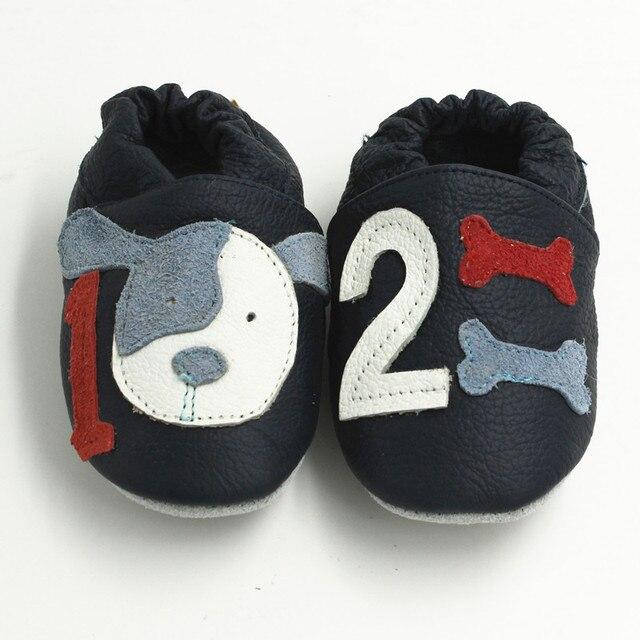Коровы детская обувь девушка новорожденный обувь детские мокасины анти-слип тапочки мягкие детская обувь малыша дети обувь мальчиков 0-2y