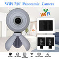 WiFi Action Sports Panoramic Camera +Dual Battery Portable Charger +2x Battery Free shipping