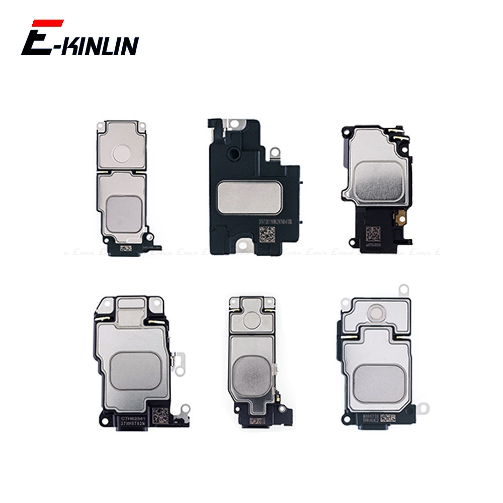 New Loudspeaker Loud Speaker For IPhone 4 4S 5 5S SE 5C 6 6S 7 8 Plus X Buzzer Ringer Replacement Spare Parts