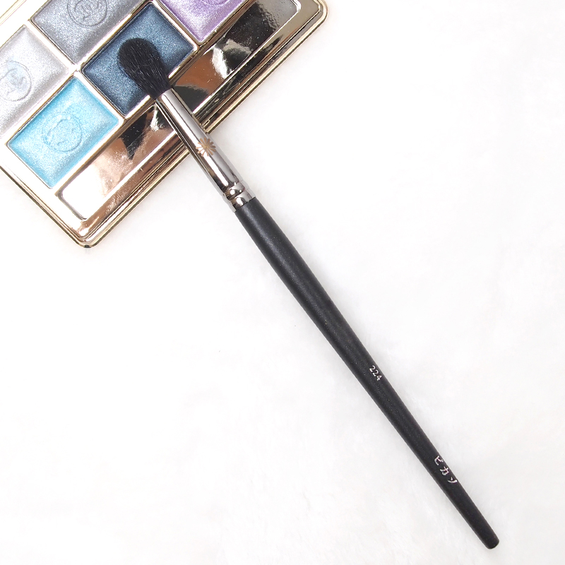 Professional Eye Blending Brush Natural Goat Hair Eyeshadow Blender Nose Shadow Highlighter Make up Brush Cosmetic Tool цена 2017