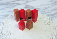 9mm Sample Cosmetic Lip Balm Container DIY Plastic High Quality Mini Lipstick Tube Professional Portable Lip