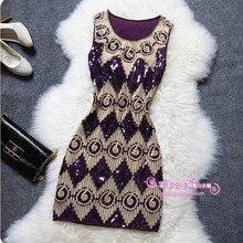 Элегантные винтажные сексуальные платья с блестками размера плюс, женские платья до колен, черные, синие, красные, синие короткие дешевые коктейльные платья, коктейльные платья
