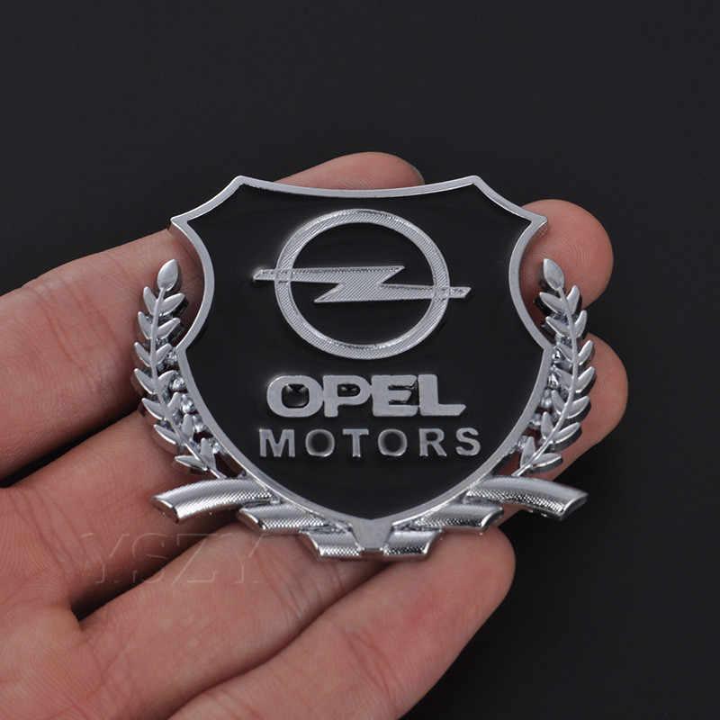 Autocollants de voiture moteurs emblème insigne VIP autocollants pour Opel Astra Zafira Antara Corsa Combo Meriva insignes R Aglia Mokka X Adam Ampera