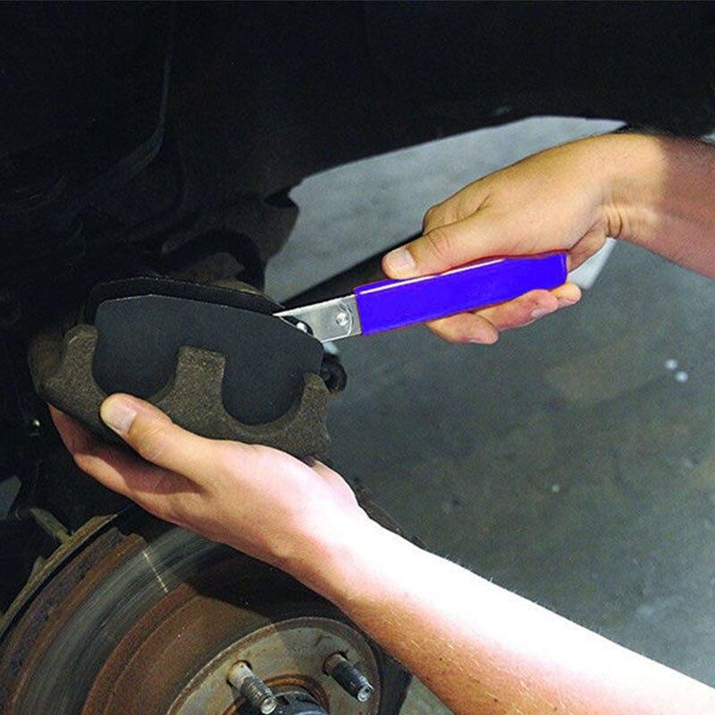 Étrier de frein presse Auto étrier de frein presse Portable voiture étrier de frein presse outils Pad installer outil voiture cliquet double Quad