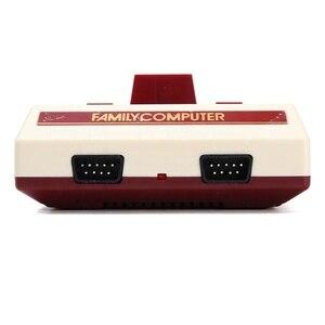 Image 5 - Compatto Video Console di Gioco Con 500 8 Bit Built In Giochi Con 2 Controller Supporto Cartuccia di Gioco