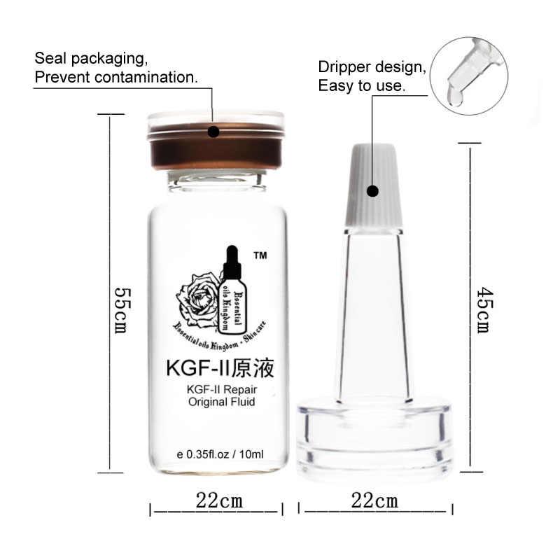 Kp-II Reparatur Original Flüssigkeit Haut Capillarie Akne Narbe Essenz Lindert Bleaching Feuchtigkeitsspendende Anti-sensitive 10 ml * pcs