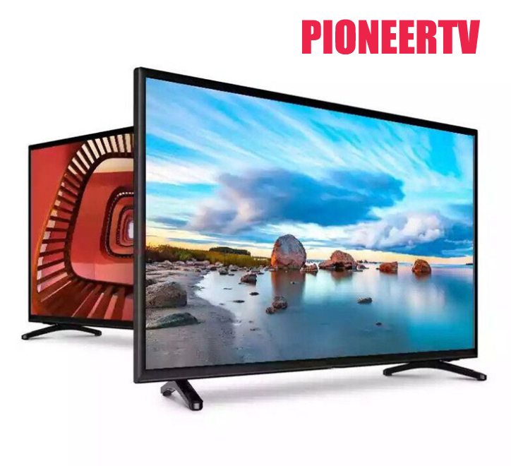 PIONEERTV LED TV 42-inch family hotel KTV 720P HD TV 1366*768 42-inch LED TV Network Smart TV shipping with DHL,EMS,FedEx