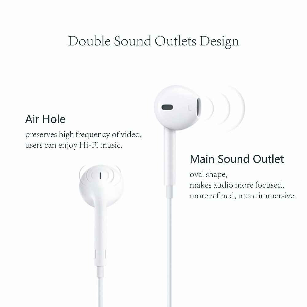 medium resolution of apple earphone lightning earpods apple in ear earphones and headphone with microphone for iphone 7 8 plus iphone xs max xr in headphone headset from