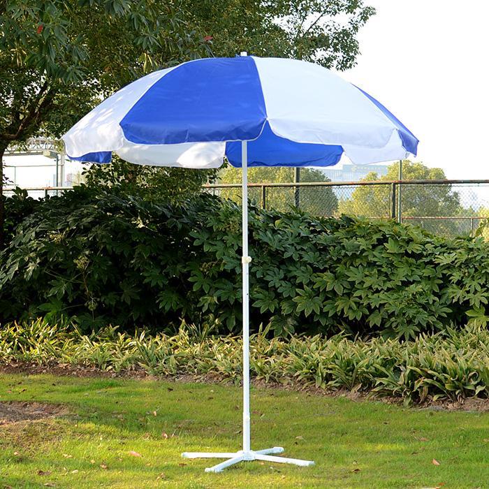 large outdoor umbrellas red white blue orange white 24 m