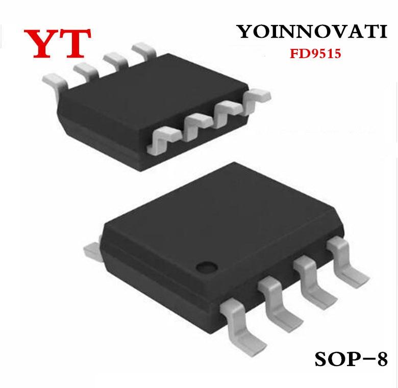 Free shipping 100pcs lot FD9515 FD9515B 9515 SOP 8 IC Best quality