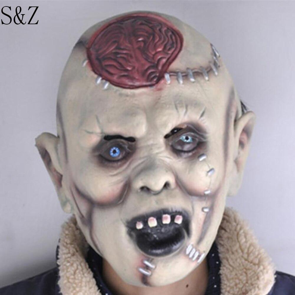 Popular Bloody Halloween Masks-Buy Cheap Bloody Halloween Masks ...
