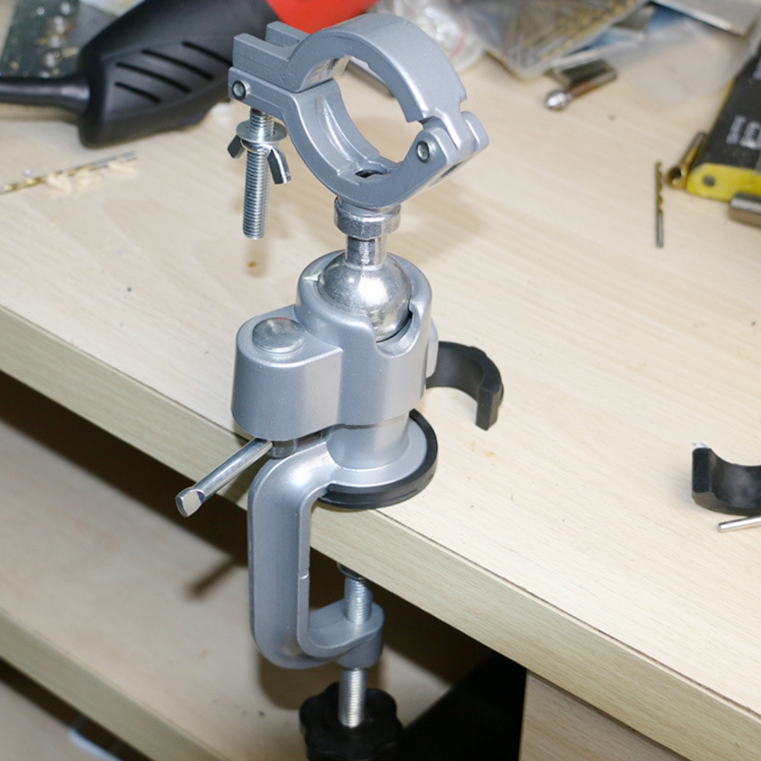 Electric Drill Stand Holder Bracket Used For Dremel Mini Drill Multifunctional Die Grinder Power Grinder Accessory