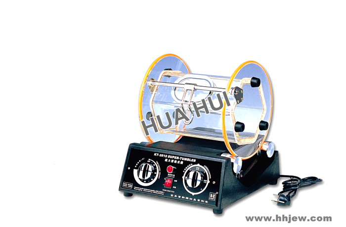 4 variable vitesses 12 KG Capacité Super-Tumbler Machine À Polir, Fabrication de bijoux Outils, bijoux Polisseuse
