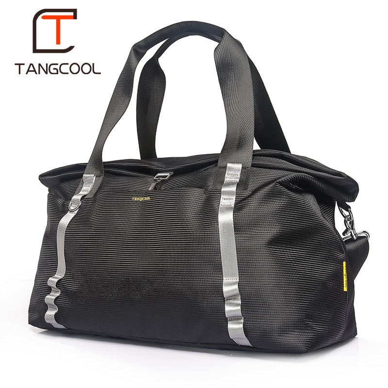Tangcool Brand Fashion Men Soft Hand Bag Unisex Waterproof Travel Bag Teenager Large Capacity Messenger Bag Boy Cross Body Bag cnc part mr9 9mm linear rail guide mgn9 length 550mm with mini mgn9h linear block carriage miniature linear motion guide way