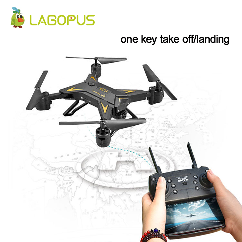 lagopus KY601S Foldable RC 1080P Wide Angle WIFI FPV Drones with camera HD Mini dron Helicopter Aircraft dron VS E58 XS809HW H37 воблер itumo dron 110sp