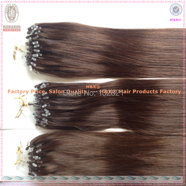 Competitive Price And Salon Quality Strong Micro Loop Malaysia Hair