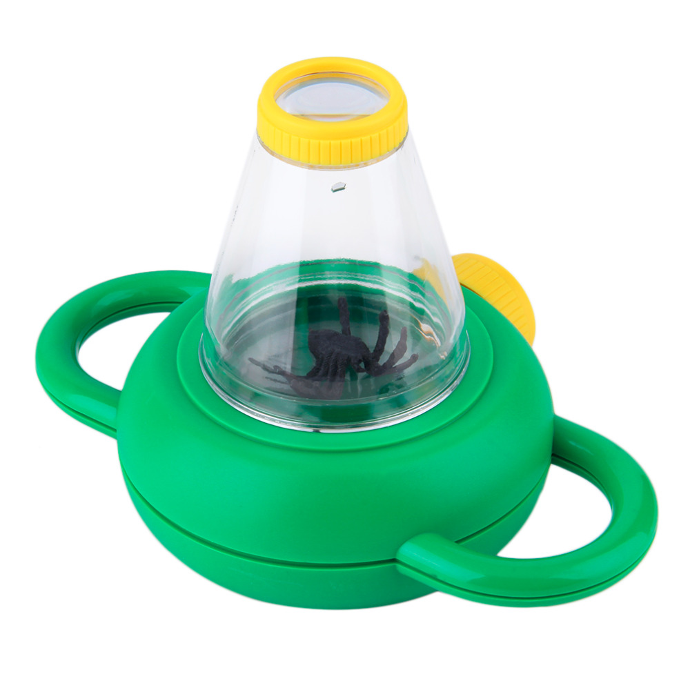 OCDAY Two Way Bug Insect Observation Viewer Kids Toy Magnifier ...