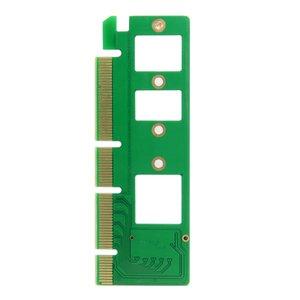 Image 4 - Jimier PCI E 3,0 16x x4 zu M key NGFF NVME AHCI SSD Adapter für XP941 SM951 PM951 A110 m6e 960 EVO SSD