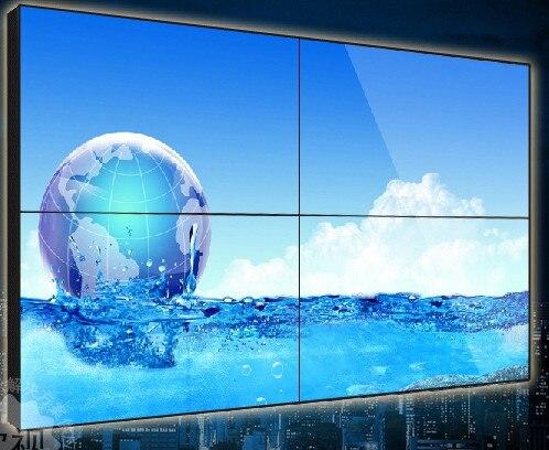 With Samsung Original full hd panels 4K 55 video wall with 3 5mm super narrow bezel