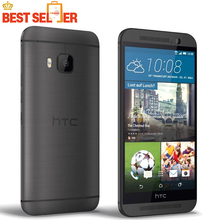 """Unlocked HTC ONE M9 Mobile phone Quad-core 5.0"""" TouchScreen Android GPS WIFI 3GB RAM 32GB ROM Original Cell phones"""