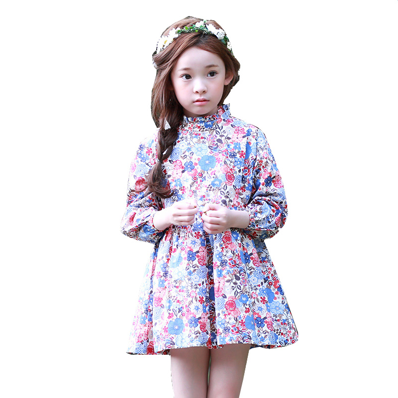 Pretty Chinese Girl Dresses