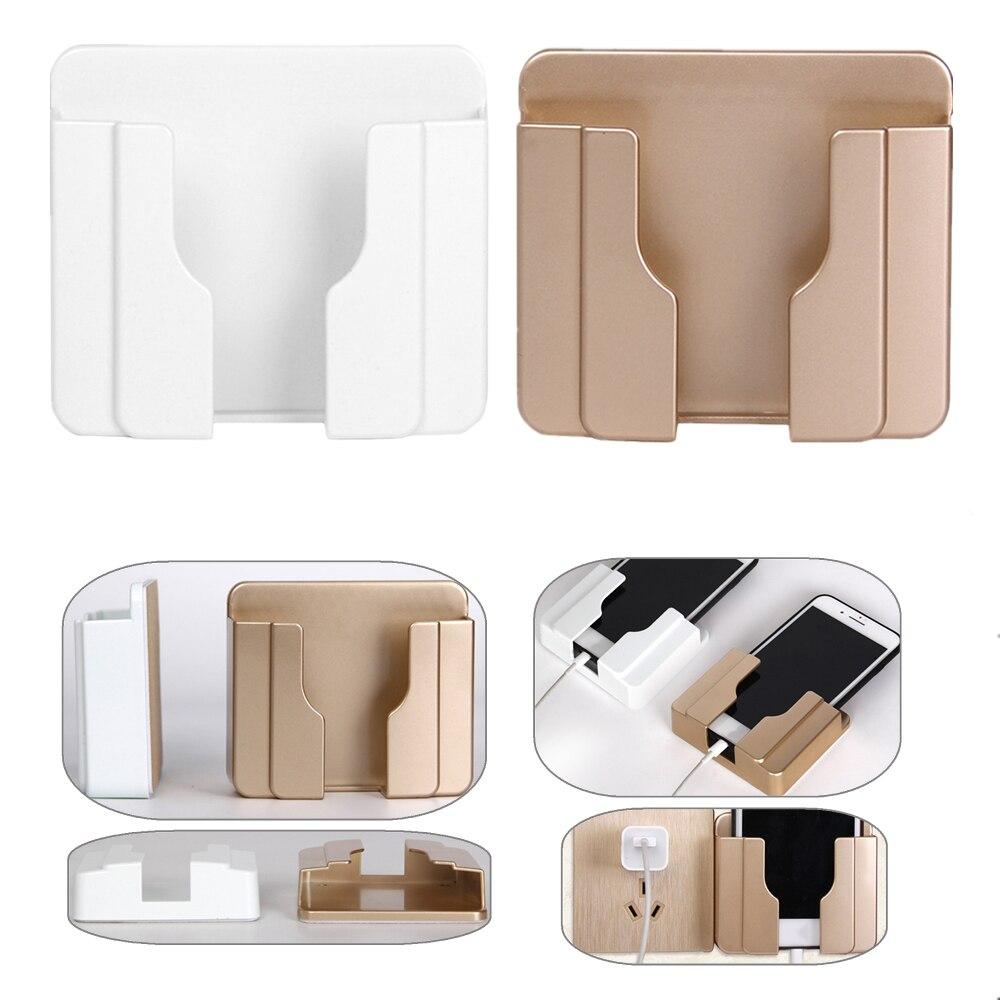 1 Pc Wand-handy Ladestation Wand-montiert Ladegerät Lagerung Box Handy Ladestation Für Jedes Handy Ungleiche Leistung