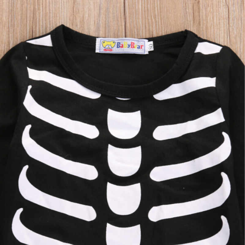 a939c62c3ce7 ... FOCUSNORM Newborn Baby Girl Boy Halloween costumes Clothing Long Sleeve  Rompers Body Size 0-24M ...