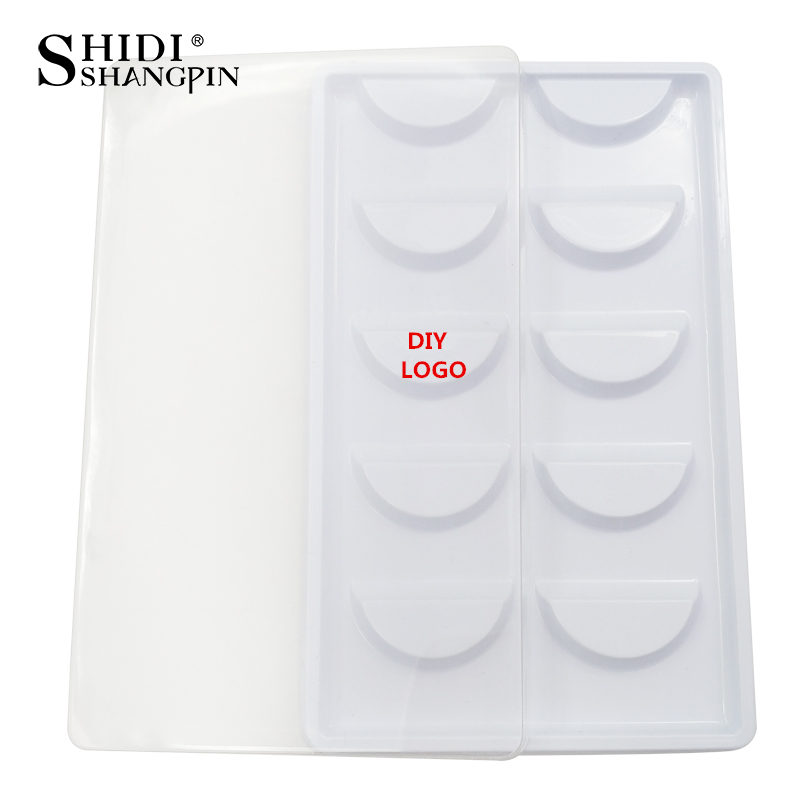 250 pairs 3D Nerz wimpern Chaotisch Dicken Natürliche 50 boxen Gefälschte Auge Wimpern Professionelle Auge Peitsche Handgemachte Anpassen Kostenloser Label