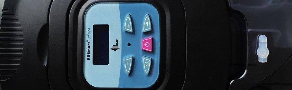 Vitória Saudável GI Auto CPAP BMC Máquina