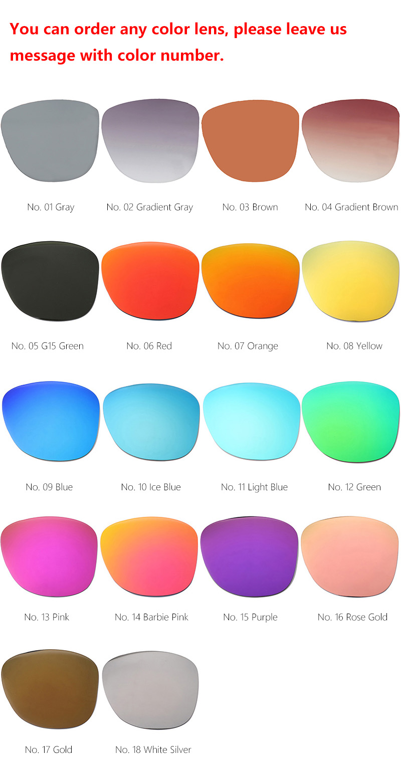 18 lens color - new